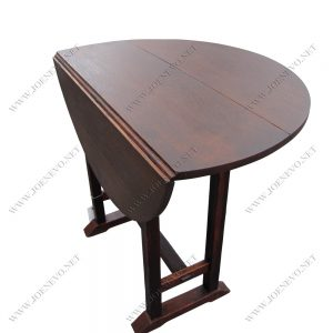 Antique  Mission  Gustav  Stickley  Drop  Leaf  Table  |  W2917