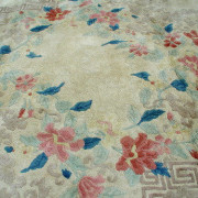 Superb Hand Knotted Deco Chinese Rug  |  R7335