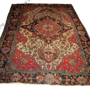 Antique  Persian Sarough Farahan  |  rr2462