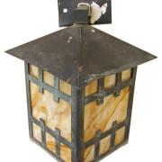 Arts & Crafts  Lantern And Mount  |  F1198