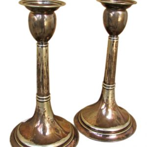 Gorham  Silver Candle Holders  |  F1293