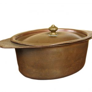 Joseph Heinrichs  Copper Dish  |  F397_2