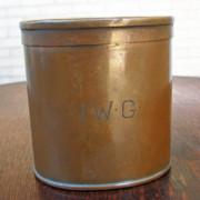 Arts & Crafts  Copper Humidor  |  F397_3