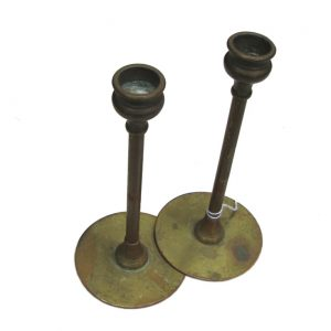 Brass  Candlestick Holders  |  F6899