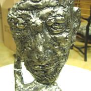 Modern  Sculpture     F6915-1
