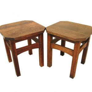 L&jg Stickley  Clip Corner Stands  |  F7107