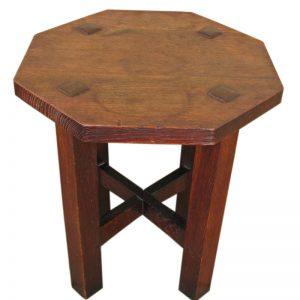 L&jg Stickley  Tabouret  |  F8256_1