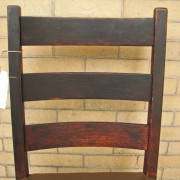Gustav Stickley  Sewing Rocker  |  F9677