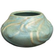 Van Briggle  Squat Vase  |  F9714