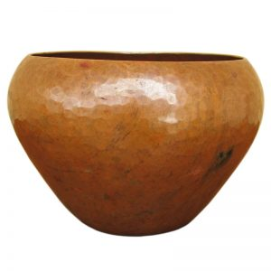 Superb Jarvie  Copper Bowl  |  F9826