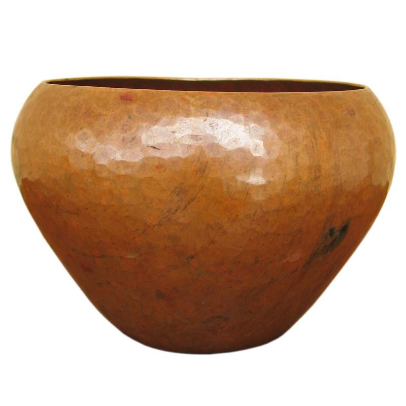 Superb Jarvie  Copper Bowl  |  F9826