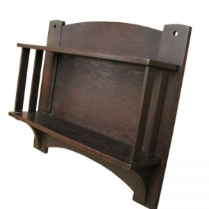 Gustav Stickley  Early Wall Rack  |  F9_1