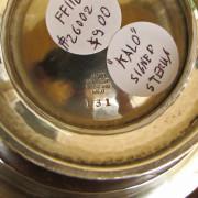 Kalo  Footed Bowl  |  FF116