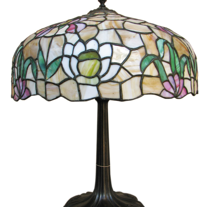 Chicago Lamp Co  Table Lamp  |  FF547