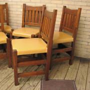 Arts & Crafts  V-back Chairs  |  FF629