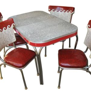 Art Deco  Dinette Set F218