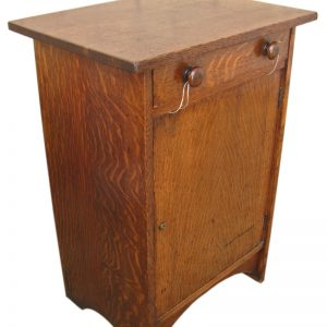 Gustav Stickley  Cabinet F8293