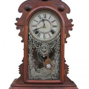 E.N. Welch  Mantel Clock F9634