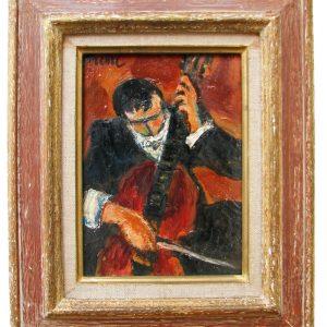 Yitzhak Frenkel  Oil Painting F9866