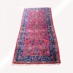 Antique Circa 1920s Persian Kashan Runner rr2894