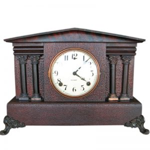 Gilbert Mantle Clock  W106