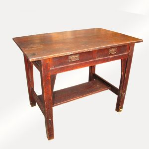 Gustav Stickley  Rare Size Library Table  | w2663