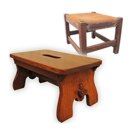 Footstools Furniture Category