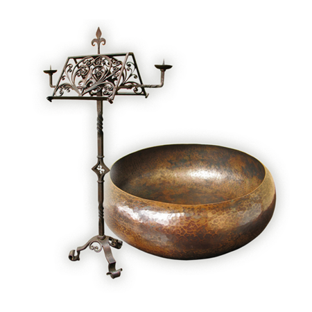 Metalware Furniture Category